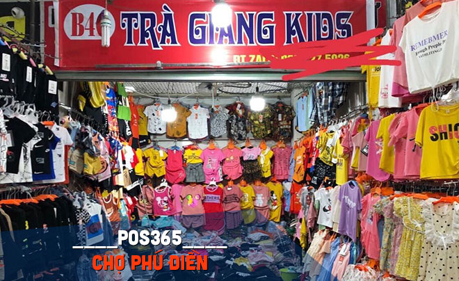 chợ Phú Điền, Ninh Hiệp