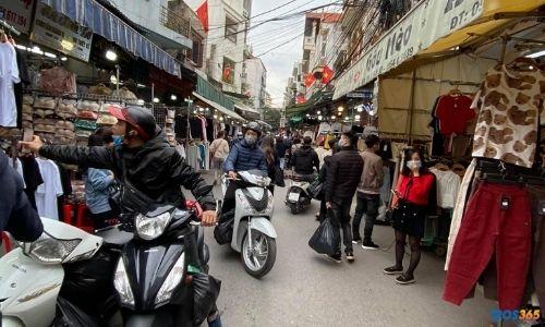 Review chợ Ninh Hiệp