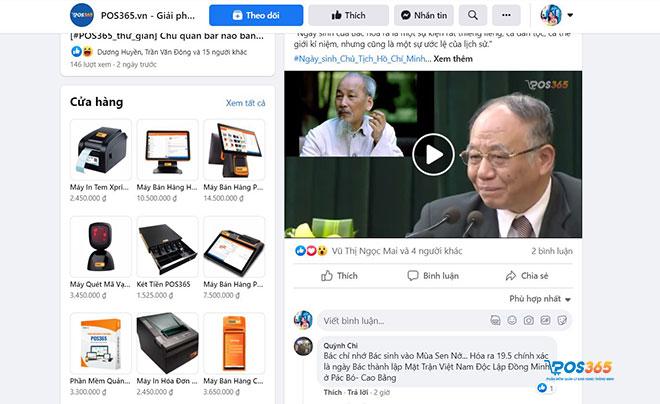 bí quyết kinh doanh online trên facebook