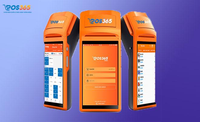 máy pos cầm tay bán hàng