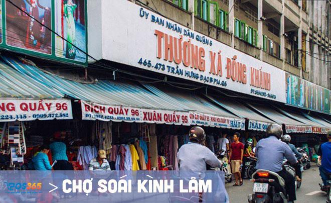 quần áo chợ Ninh Hiệp