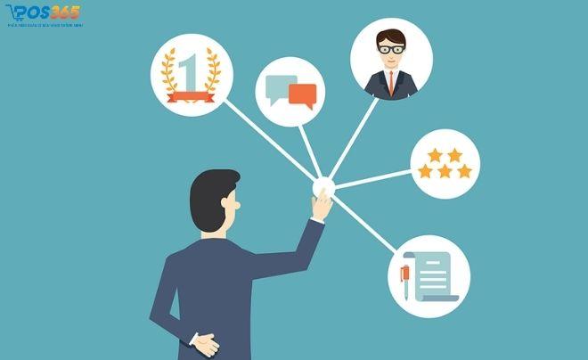 Có hệ thống tích điểm khách hàng