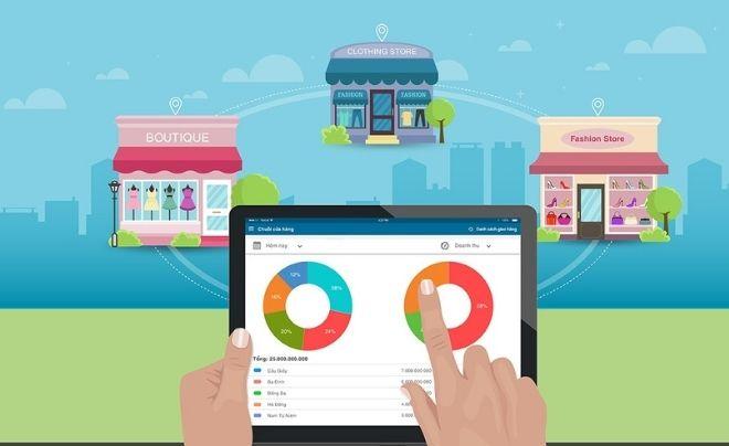 Phần mềm quản lý bán hàng thông minh