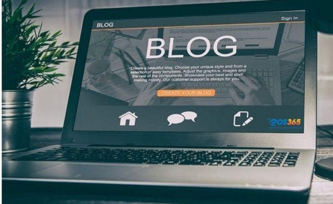 Phát triển blog