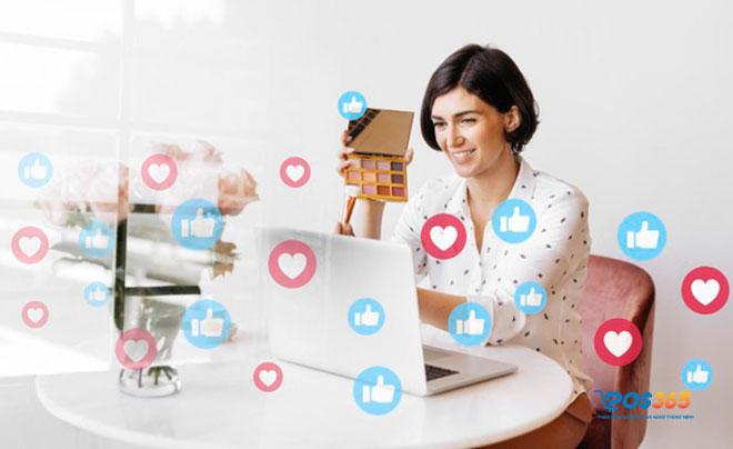kinh doanh online mỹ phẩm