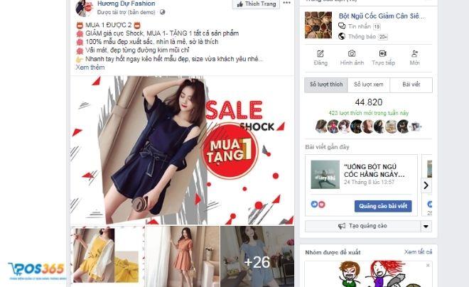 Các hình thức chạy quảng cáo facebook tăng đơn hàng