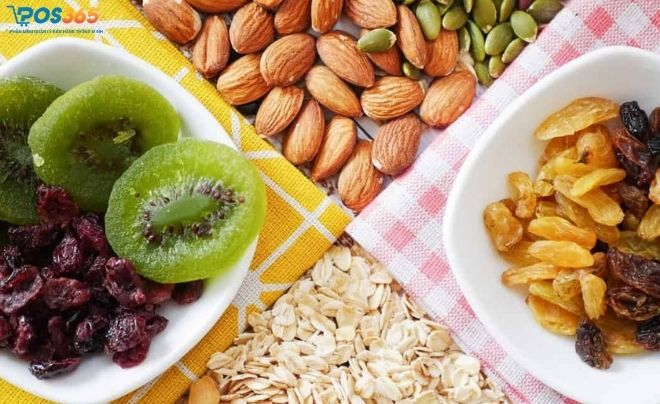 Kinh doanh đồ ăn healthy