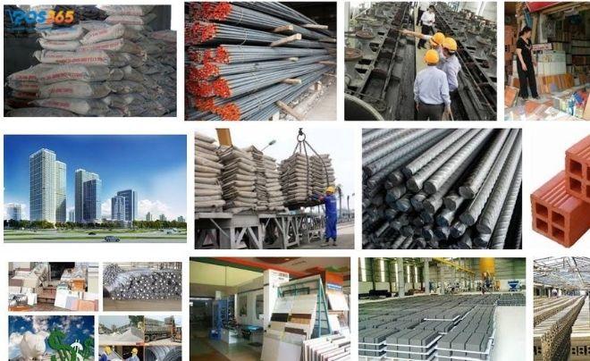 Kinh doanh vật liệu xây dựng