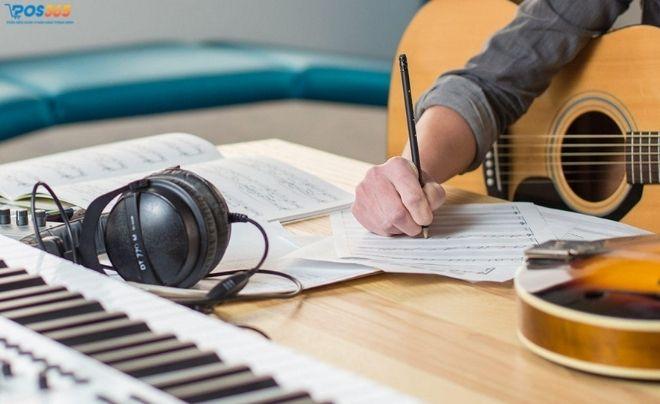 Sáng tác nhạc