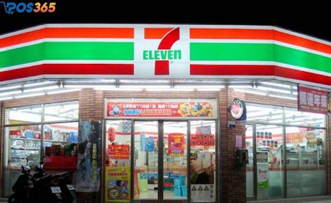 Cửa hàng tiện lợi 7-Eleven