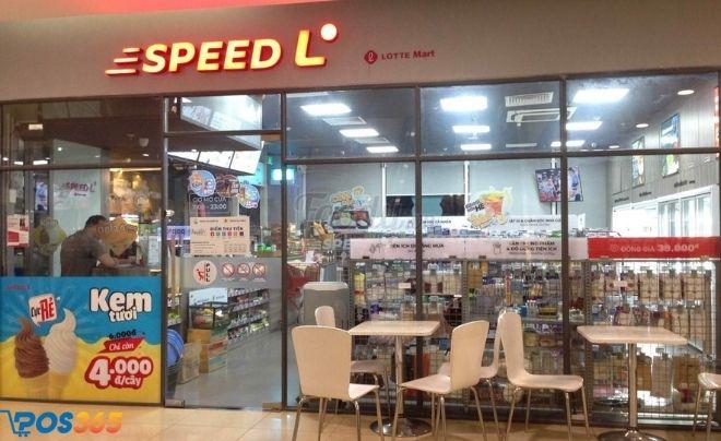 Chuỗi cửa hàng tiện lợi Speed L