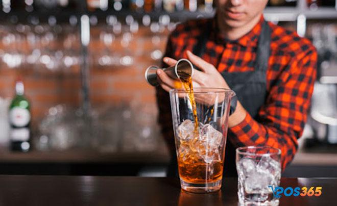 kinh nghiệm bartender