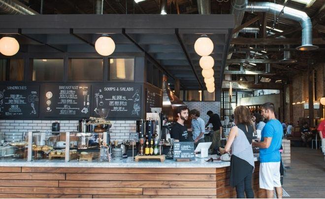 Mô hình nhượng quyền cafe take away
