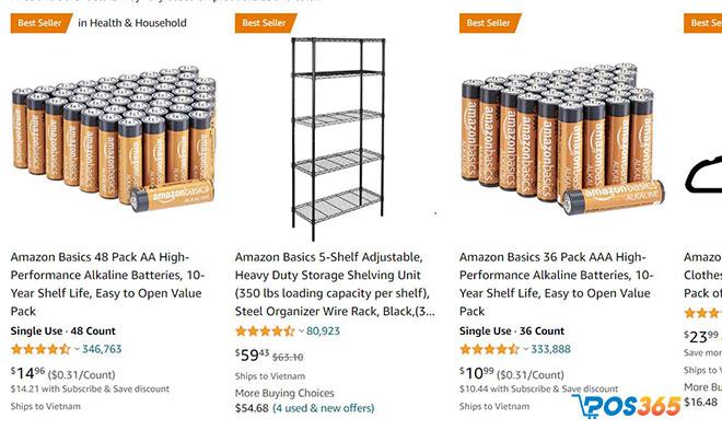 định giá sản phẩm e-commerce