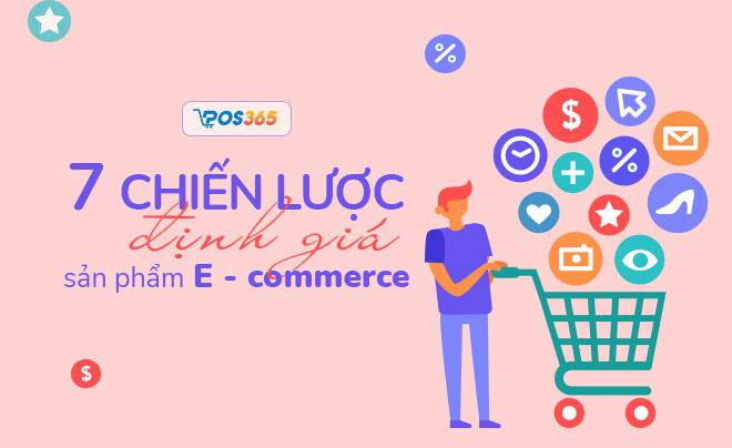 Bật mí 7 cách định giá sản phẩm E - commerce