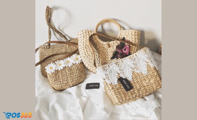Túi xách, ví handmade