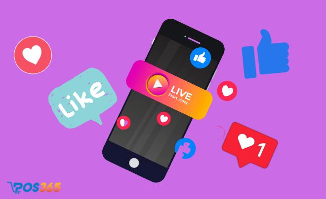 Hướng dẫn các bước live stream trên facebook