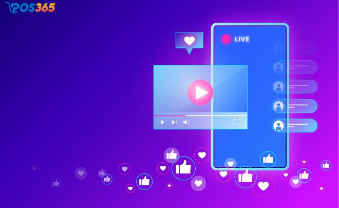 Lợi ích của việc live stream bán hàng