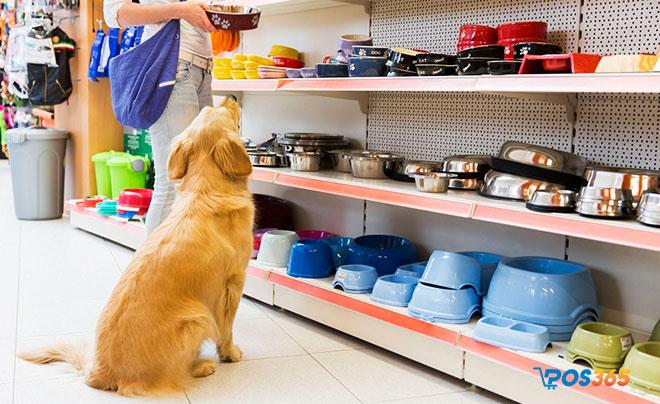 phần mềm quản lý cửa hàng thú cưng