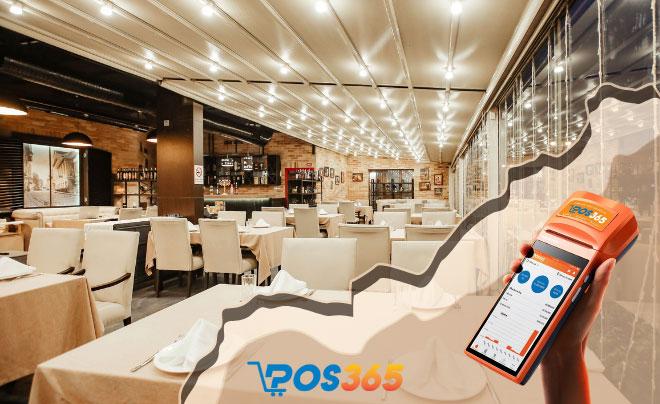 Phần mềm quản lý nhà hàng POS365 sự lựa chọn hoàn hảo