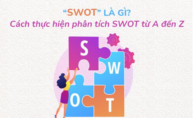 SWOT là gì? Cách thực hiện phân tích SWOT từ A đến Z