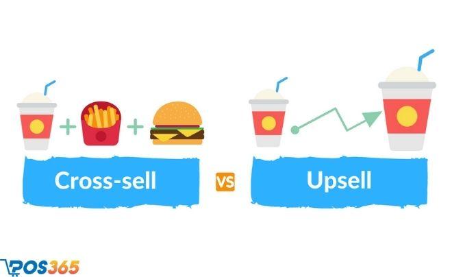 Up-selling bằng những sản phẩm có liên quan