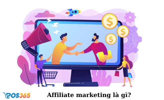 Khái niệm Affiliate marketing