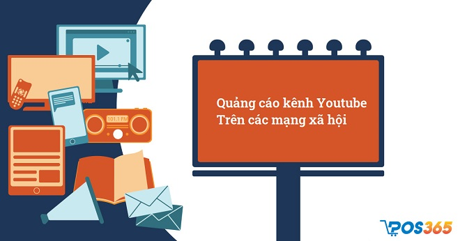 Thuê quảng cáo trên các kênh lớn