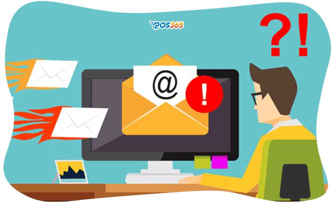 spam email marketing bị làm giảm hiệu quả tiếp thị