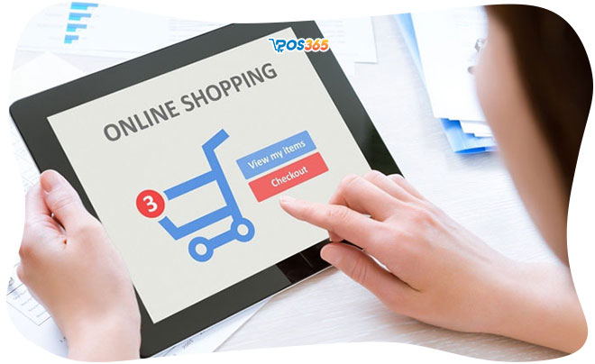 gen z mua sắm online