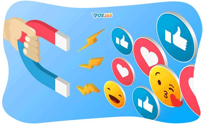 minigame thu hút tương tác trên facebook