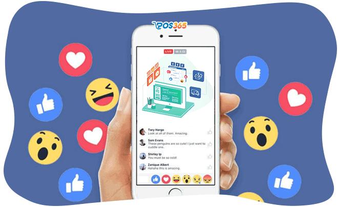 minigame trong livestream facebook