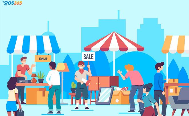 Các loại phân khúc thị trường kinh doanh