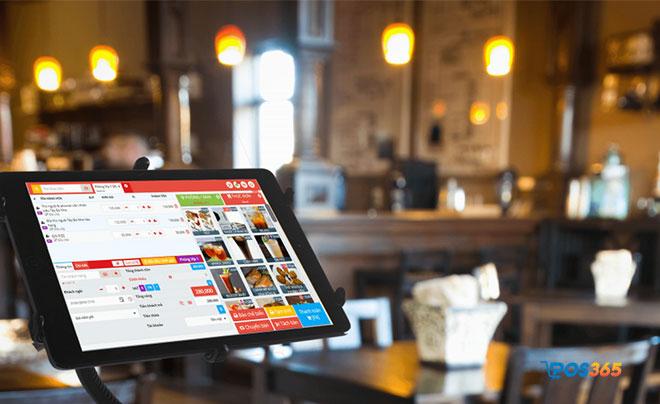 phần mềm quản lý quán ăn POS365