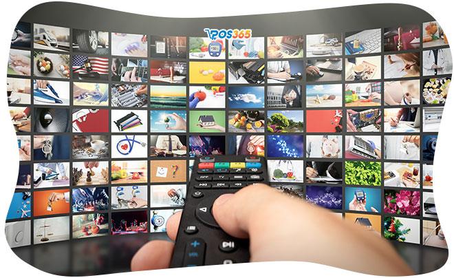 tvc quảng cáo trên tivi