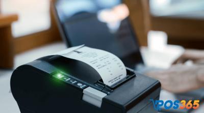 In hóa đơn nhanh chóng, tiện lợi với phần mềm quản lý POS365