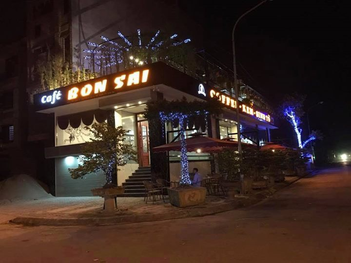 Cafe Bon Sai