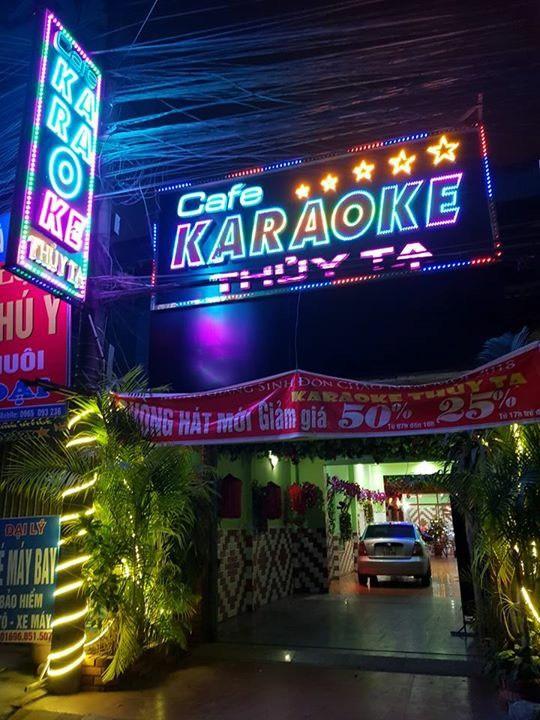 Cafe Karaoke Thủy Tạ
