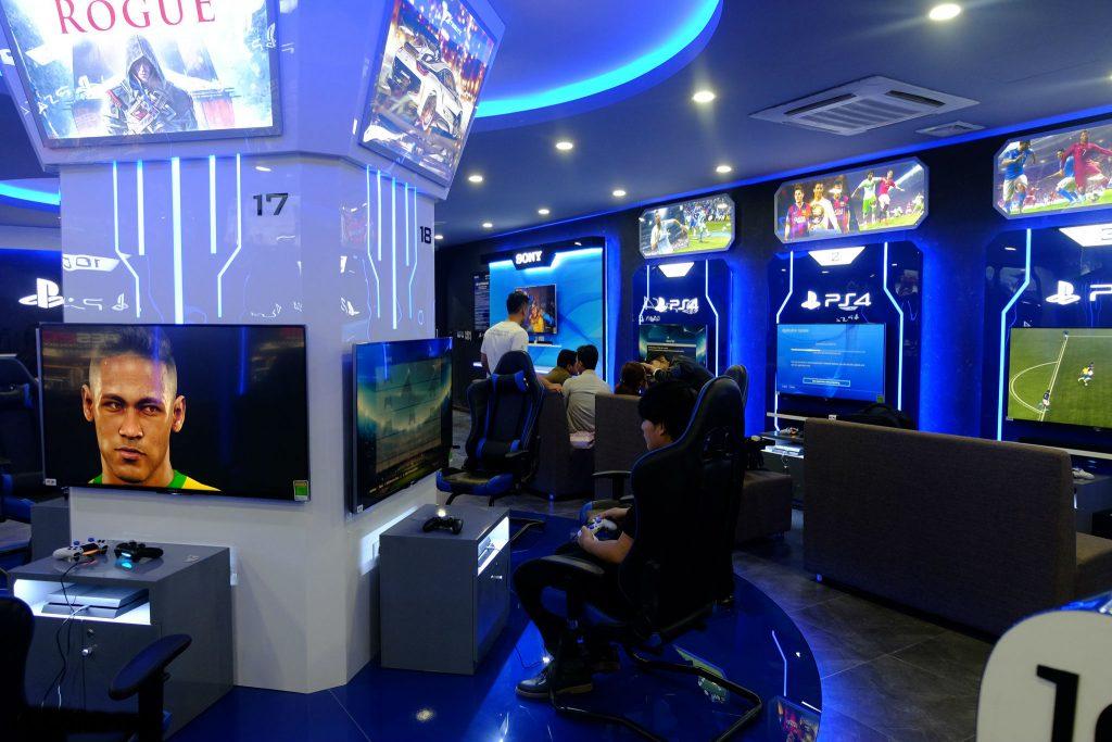Làm chủ quán Playstation đơn giản hơn bạn nghĩ với POS365