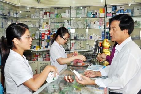 Nhà thuốc Quang Minh