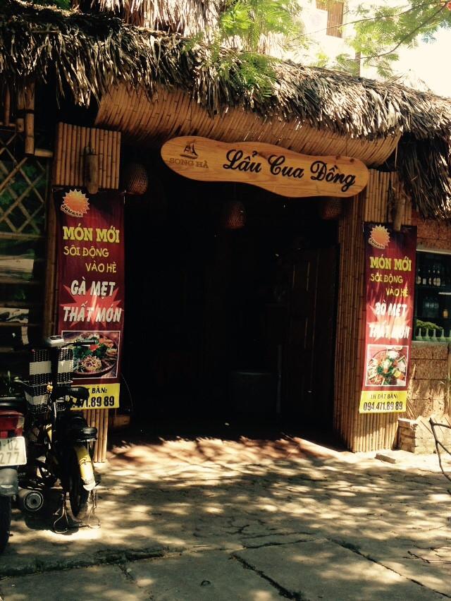 Nhà hàng Lẩu Cua Đồng