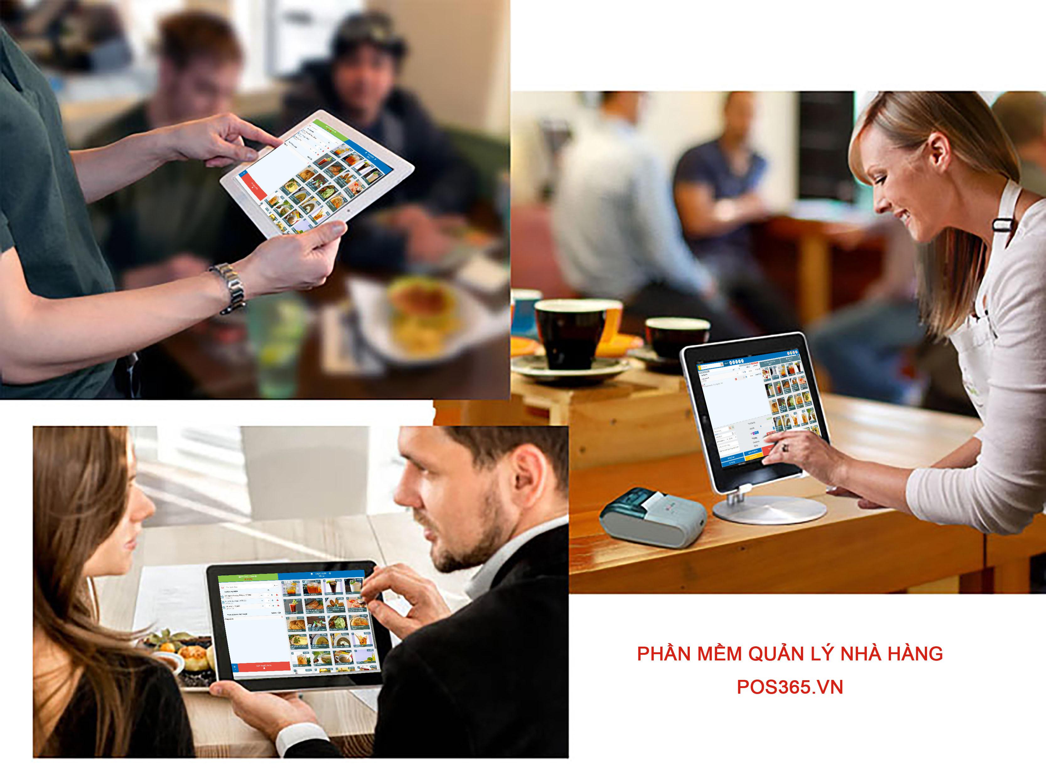 Phần mềm order nhà hàng chuyên nghiệp