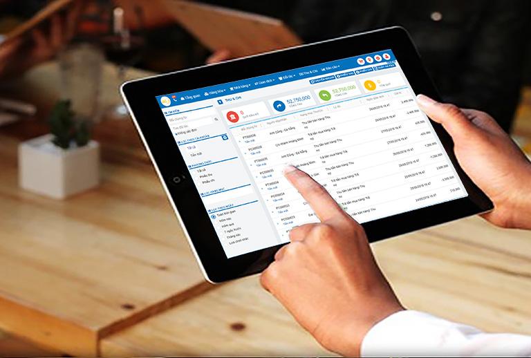 Phần mềm quản lý tính tiền nhà hàng