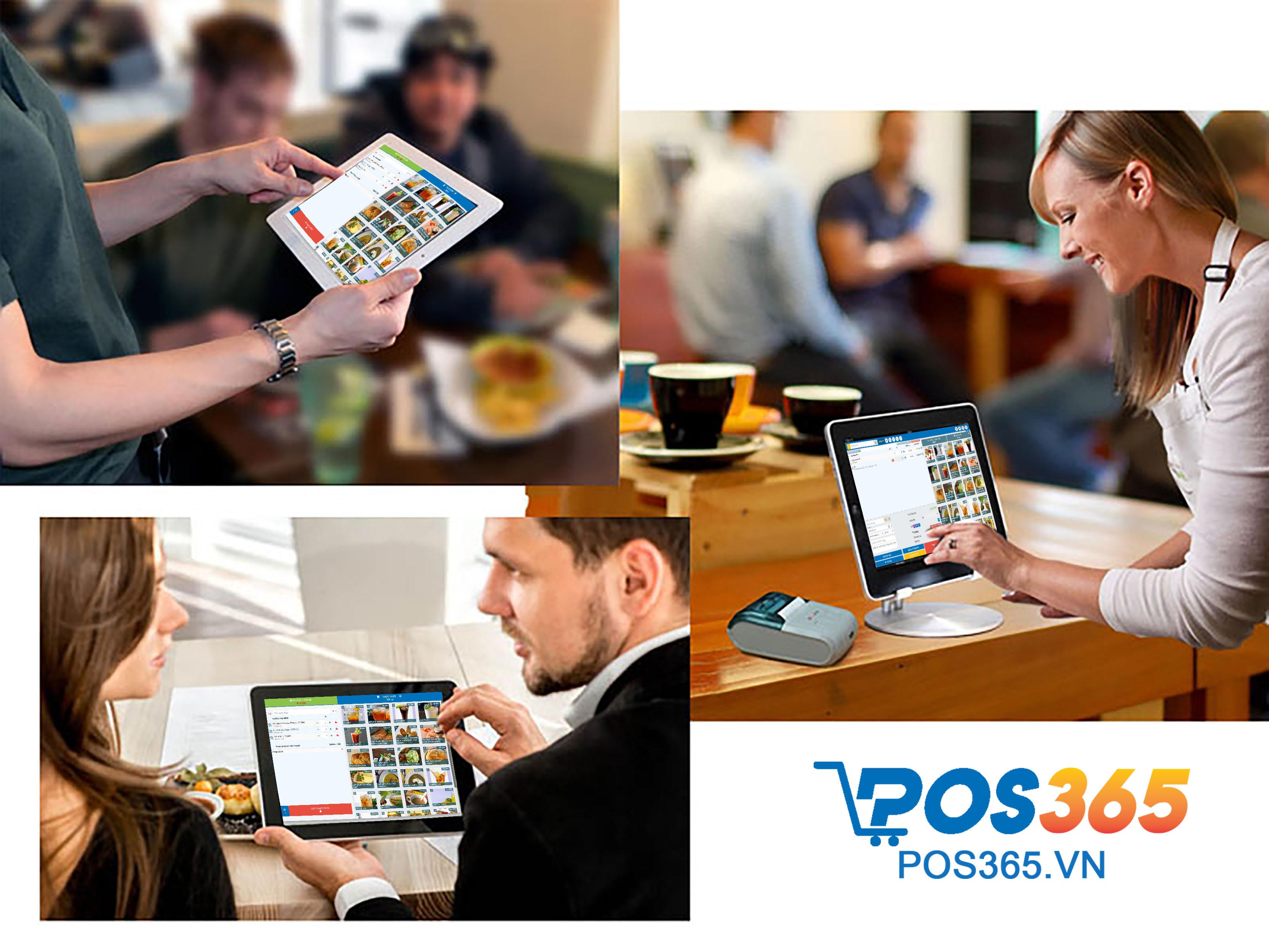 POS 365 – phần mềm quản lý bán hàng thông minh