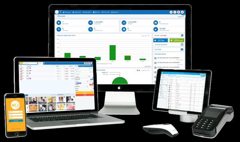 Tìm hiểu về phần mềm POS365