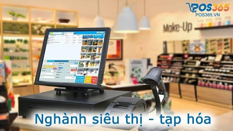 Giao diện bán hàng thông minh của phần mềm POS365