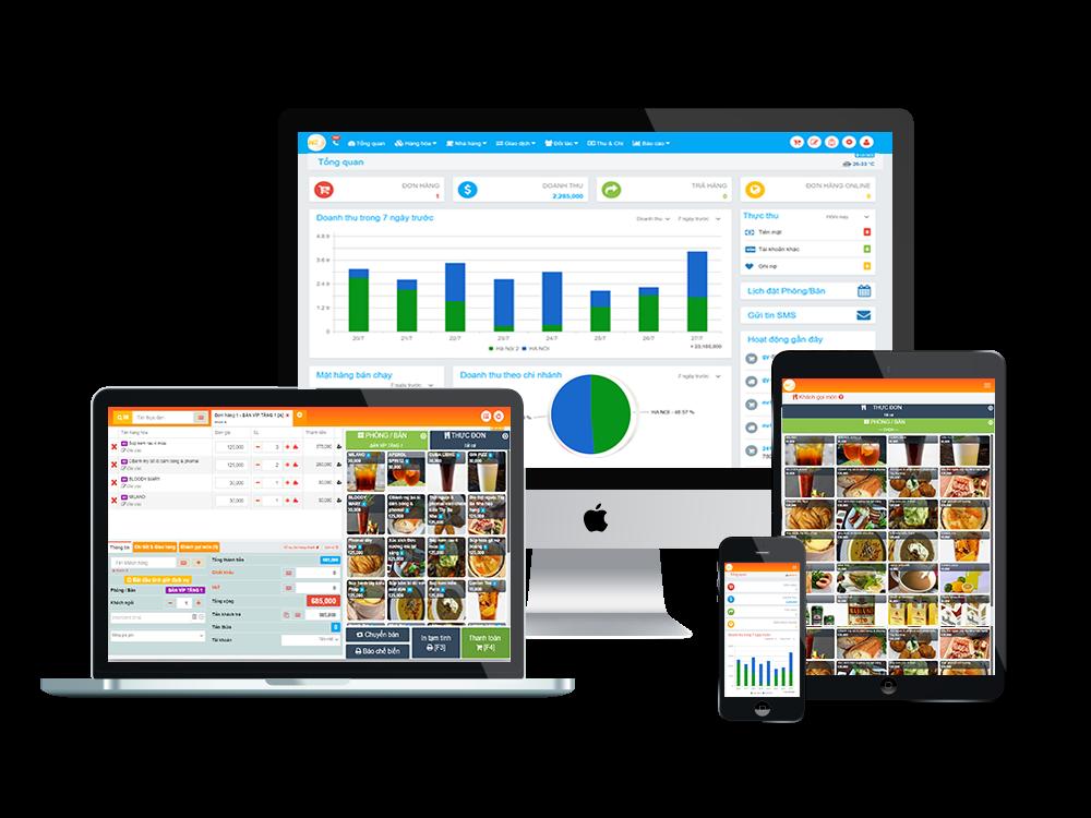 Video demo một số tính năng của phần mềm quản lý POS365