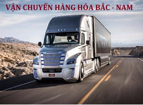 Quản lý hàng hóa ở các doanh nghiệp vận chuyển Bắc - Nam