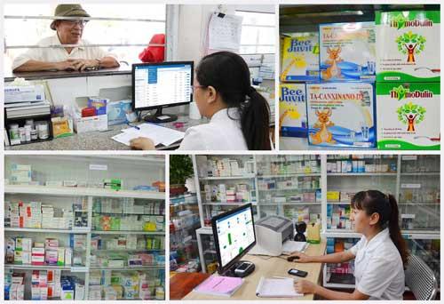 Phần mềm quản lý nhà thuốc hiệu quả, chất lượng nhất