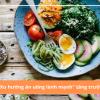 Xu hướng ăn uống lành mạnh thay đổi mô hình kinh doanh nhà hàng như thế nào?